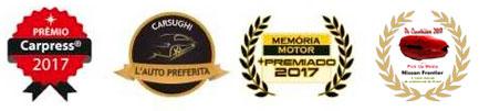premiação Nissan Frontier